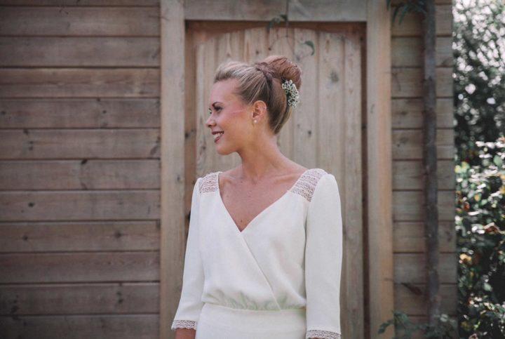 Robe de mariée haut de gamme - Annabel