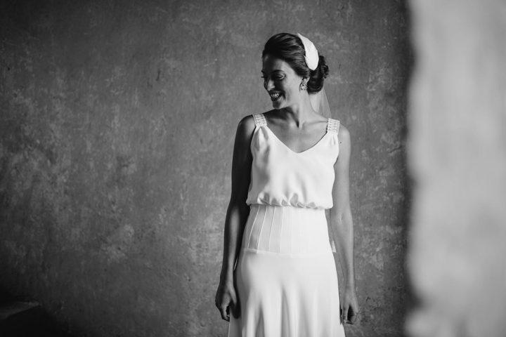 Createur robe de mariee paris Marie