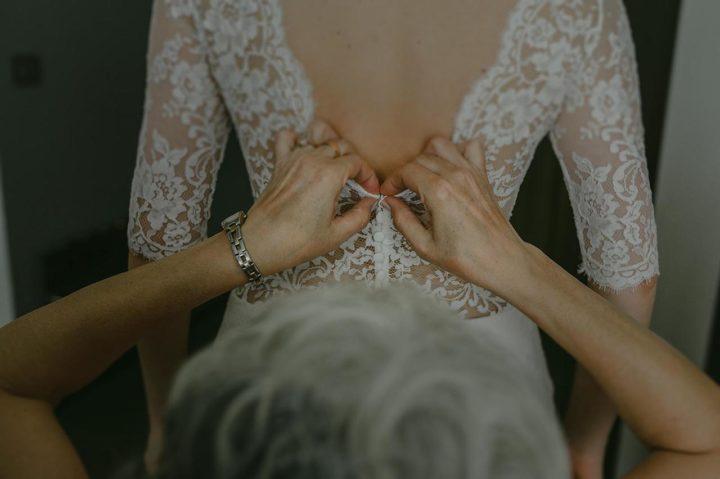 Robe de mariée sur mesure Loredana 2