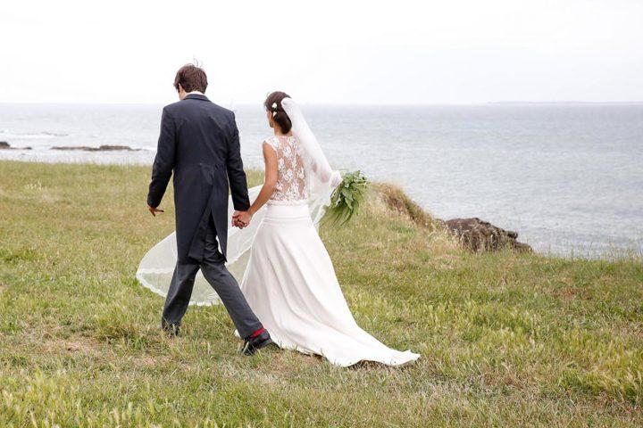 Robe de mariée sur mesure paris - Marion 3