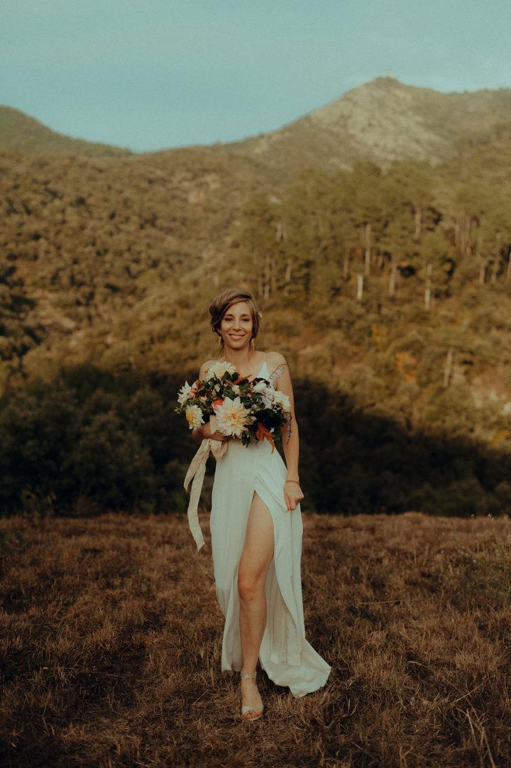 Creatrice robe de mariee Julie