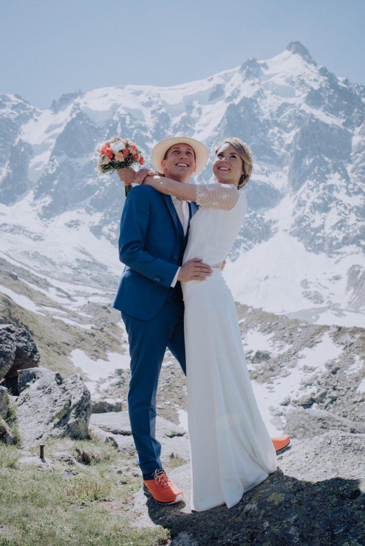 Robe de mariée créateur de luxe - Sandra