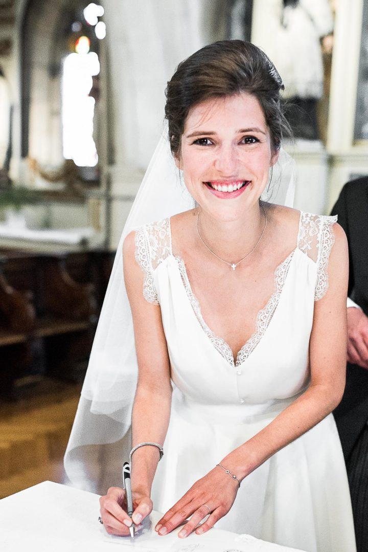 Robe de mariée française - Astrid3