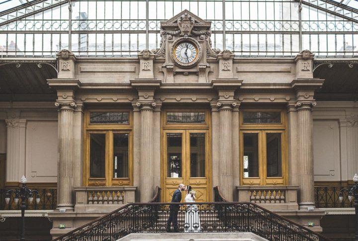 Robe de mariée créatrice parisienne - Elise
