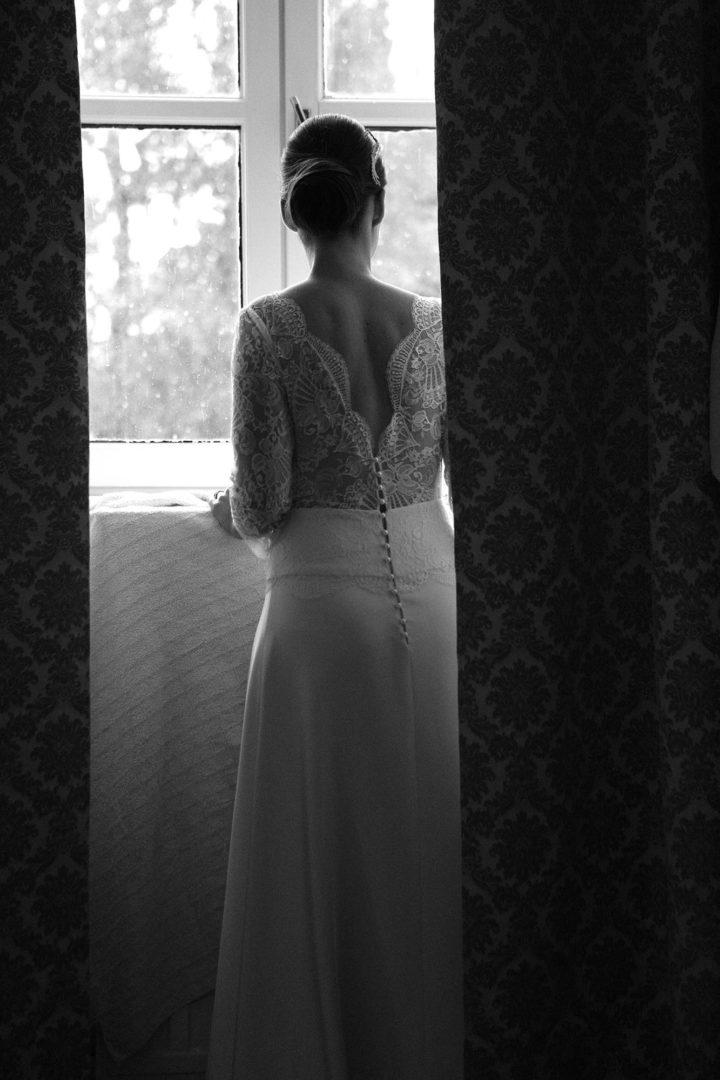 Robe de mariee créatrice Victoire