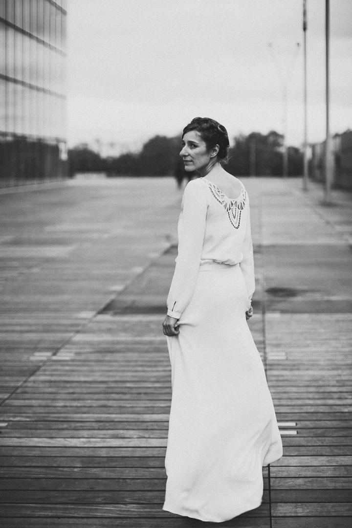 Robe de mariée haut de gamme - Anne 2
