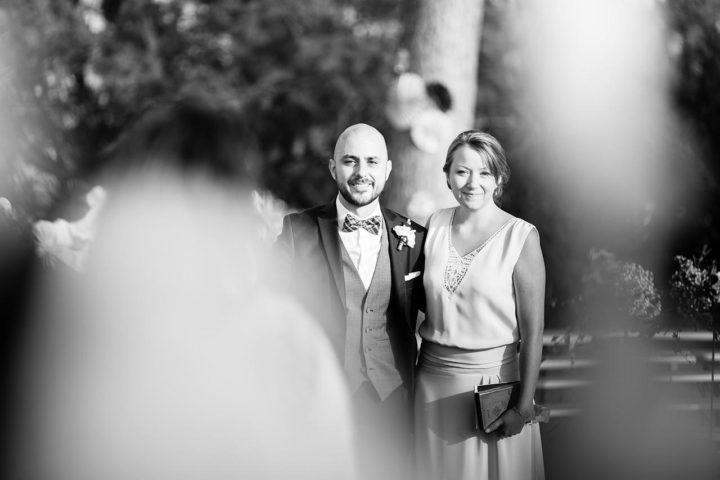Robe de mariée simple et chic - Claire
