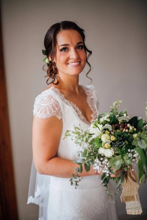 Creatrice robe de mariée paris Camille