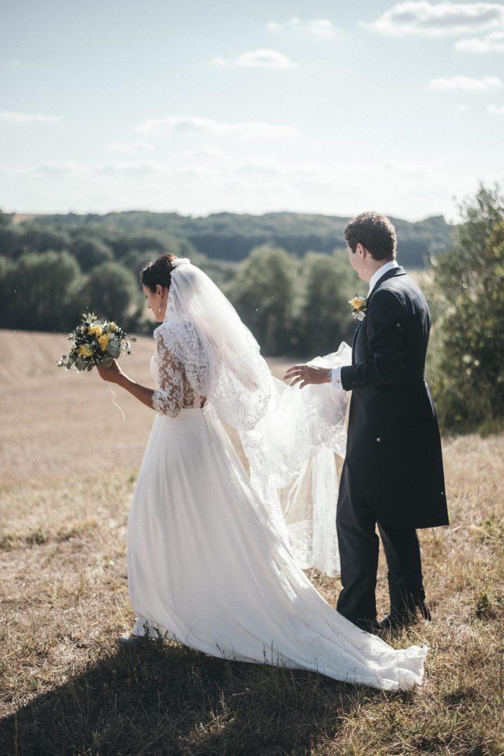 Robe de mariee haut de gamme Laetitia