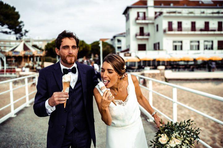 Robe de mariée créateur paris Camille