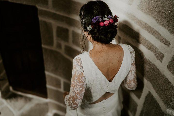 Robe de mariee Paris Camille