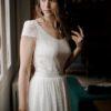 Robe de mariee dentelle moderne Robe Amy Collection 2020