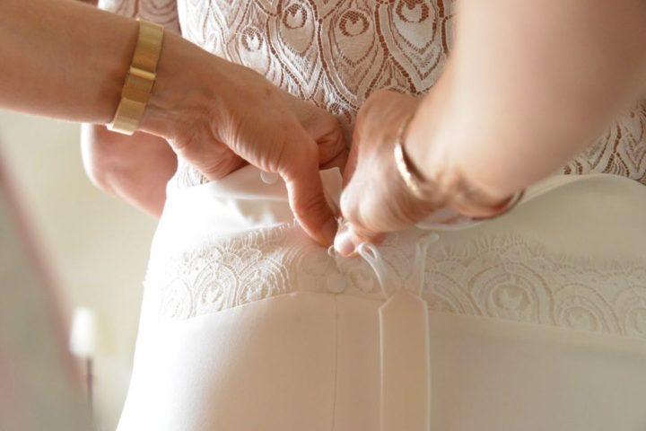 Robe de mariée créatrice parisienne Edwige