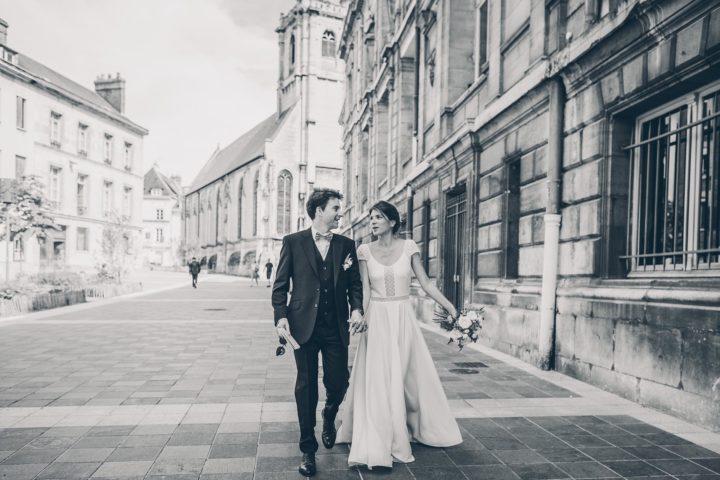 Robe de mariée en dentelle Elise