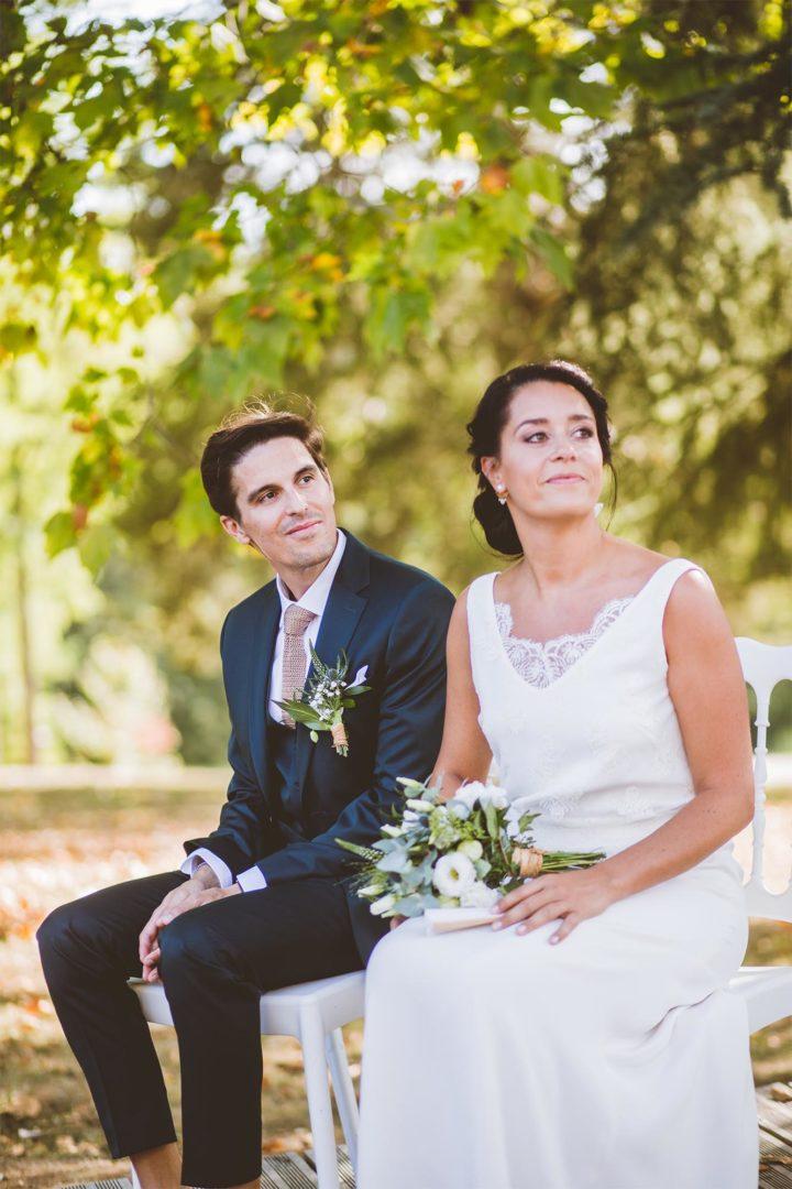 Robe de mariée paris Victoria